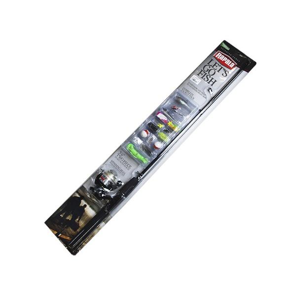 Kit Combo Rapala Pack (RAPSPK56L2) - Kit Completo