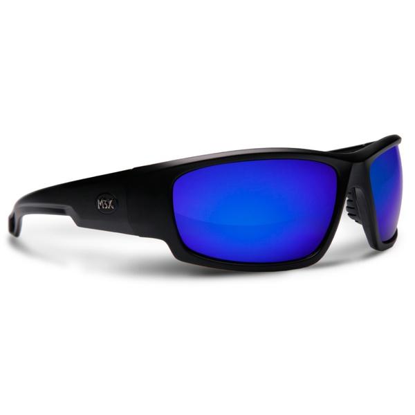 Óculos Polarizado Monster 3x Black Monster Azul