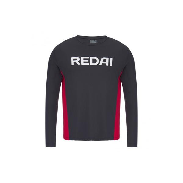 Camiseta Redai Performance Team Cinza
