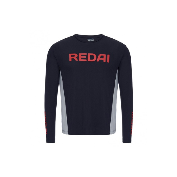 Camiseta Redai Performance Team Preta