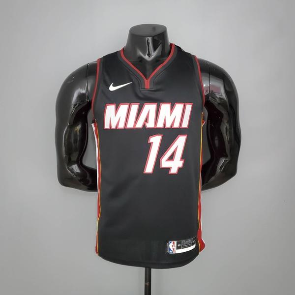 Regata Nba Miami Heat Silk (jogador) 14