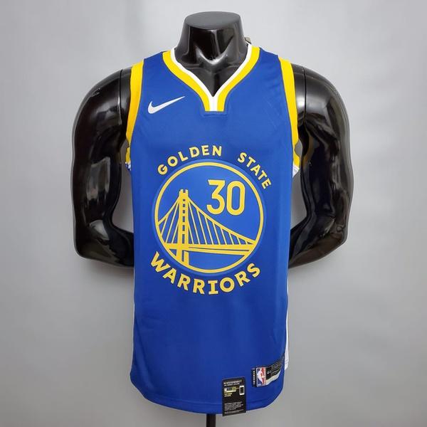 Regata NBA Golden State Warriors Silk Stephen Curry 30