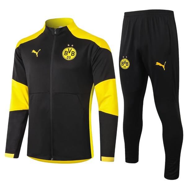 Kit Agasalho Moletom Borussia Ziper completo