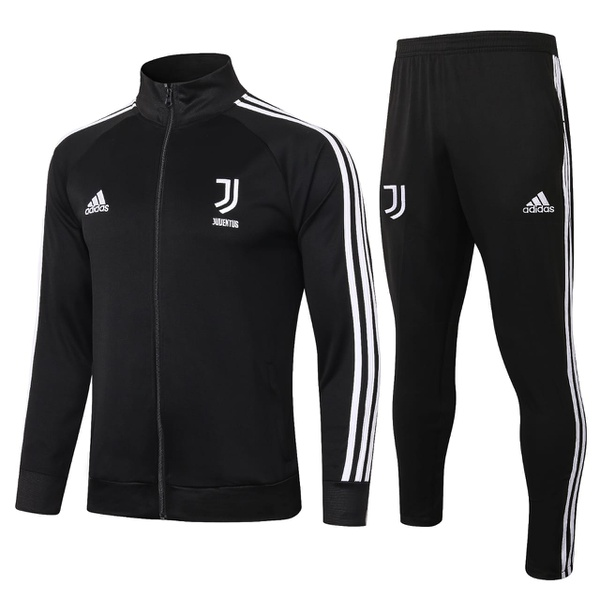 KIt Agasalho Juventus ziper completo