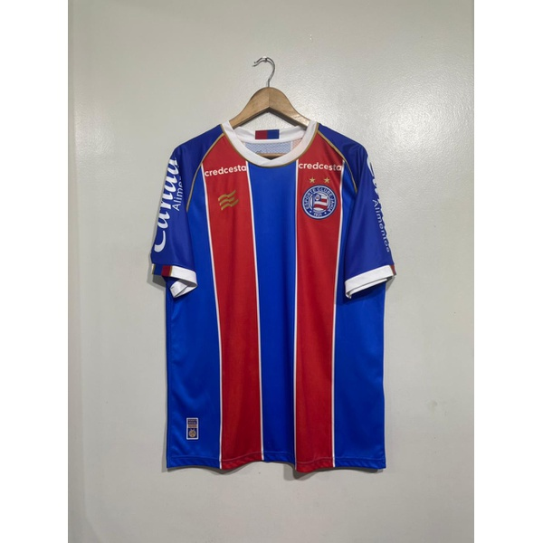 Camisa Bahia II 21/22 torcedor