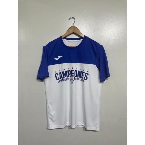 Camisa club Cruz Azul 20/21 Home Away
