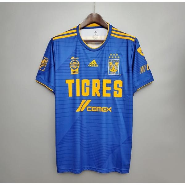camisa Tigres UANL 20/21 (TORCEDOR)