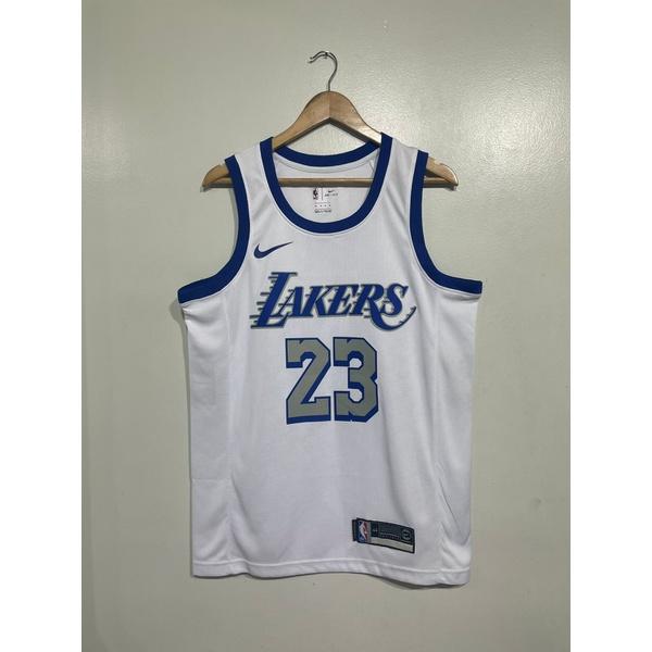 Regata NBA lakers silk (jogador) James