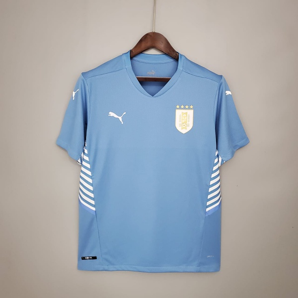 Camisa Uruguai home 21/22