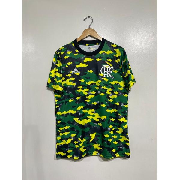 Camisa Flamengo Pré-Jogo 21/22