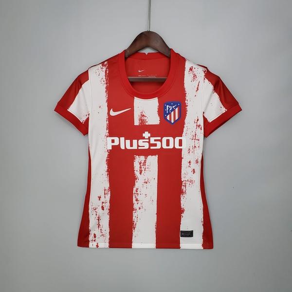 Camisa feminina Atlético De Madrid 19/20