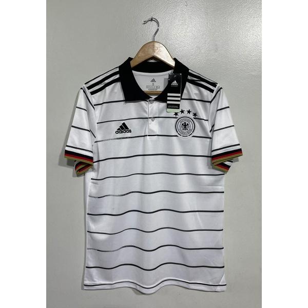 Camisa Seleção Alemanha Gola Polo