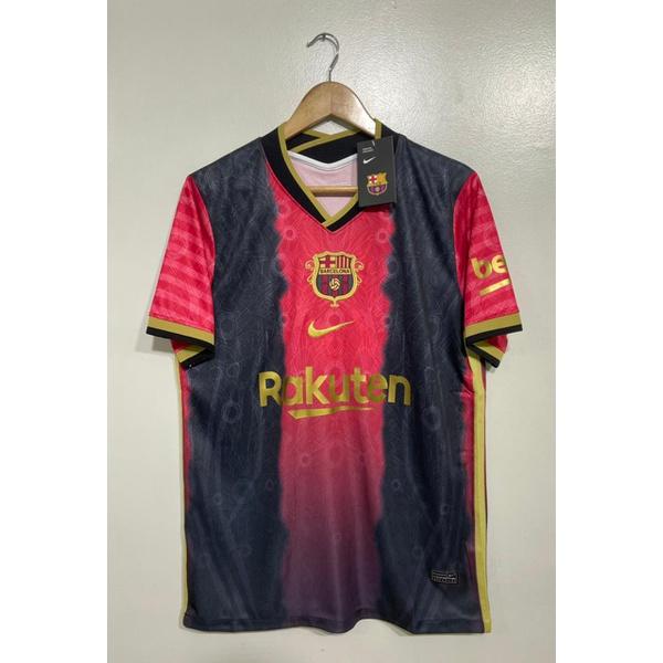 Camisa Barcelona Concept 21/22 (Torcedor)