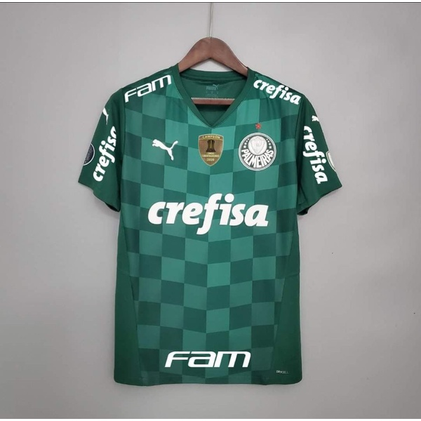 Camisa Palmeiras I Libertadores 21/22