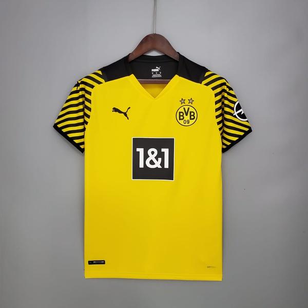 Camisa Borussia Dortmund 21/22 (TORCEDOR)