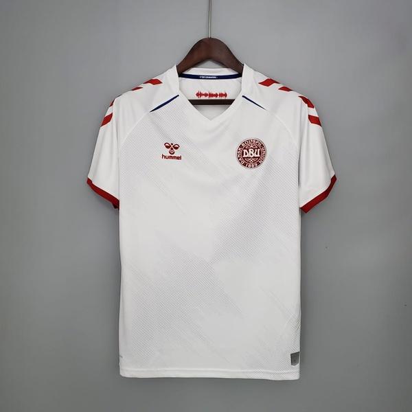 Camisa Seleção Dinamarca I 21/22 (TORCEDOR)