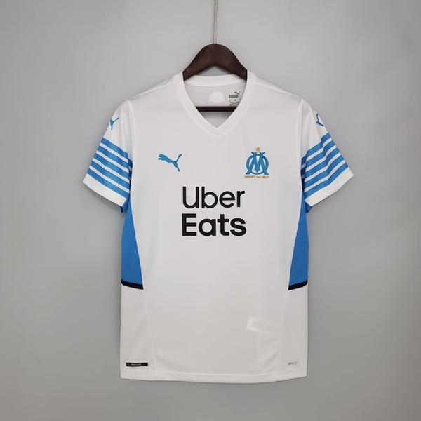 Camisa Olympique Marselha 21/22 ( TORCEDOR)