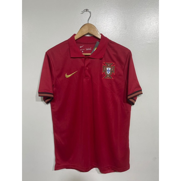 Camisa Seleção Portugal Polo (TORCEDOR)