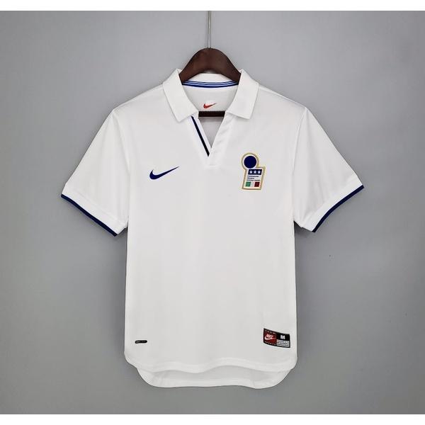 Camisa Retro Itália Away II 1998