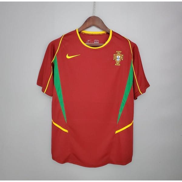 Camisa Retro Portugal 2002