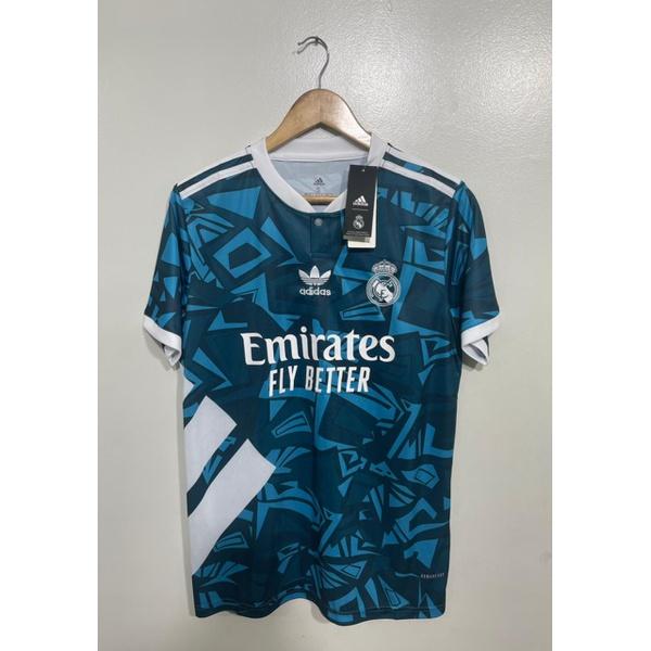 Camisa real madrid 21/22 (torcedor)
