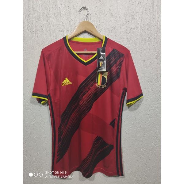 Camisa Seleção Bélgica Home 20/21 Torcedor