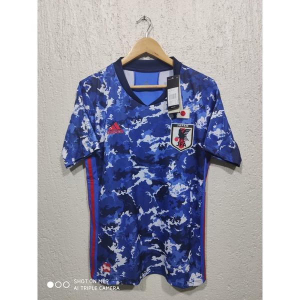 Camisa Japão I adidas 20/21 TORCEDOR