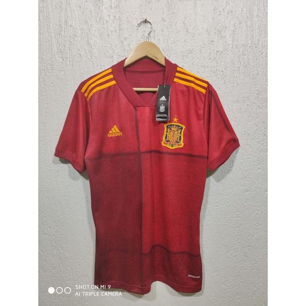 Camisa Seleção Espanha Home 20/21TORCEDOR