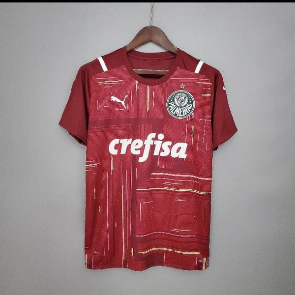 Camisa de Goleiro Palmeiras III 21/22