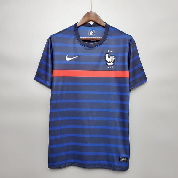 Camisa Seleção França 20/21 Torcedor