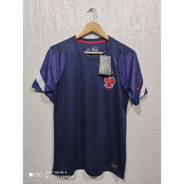 Camisa Seleção francesa 20/21 Torcedor