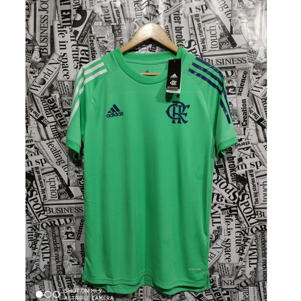 Camisa Flamengo Treino 20/21 Torcedor