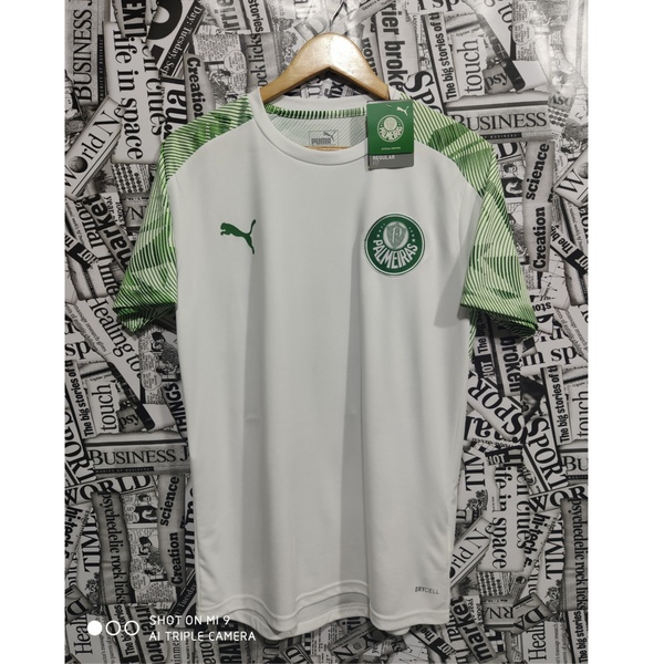 Camisa Palmeiras Treino 20/21 TORCEDOR