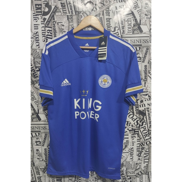 Camisa Leicester Home 20/21 Torcedor