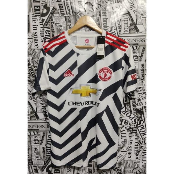 Camisa 3 Manchester United 20/21