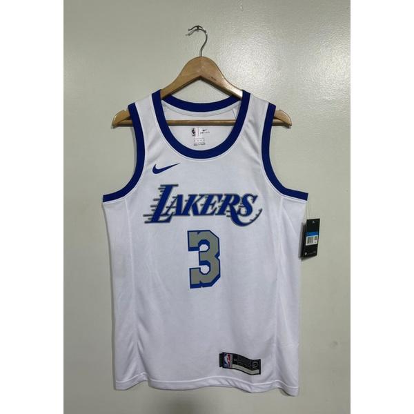 Regata Nba Lakers Silk (jogador) Davis 3