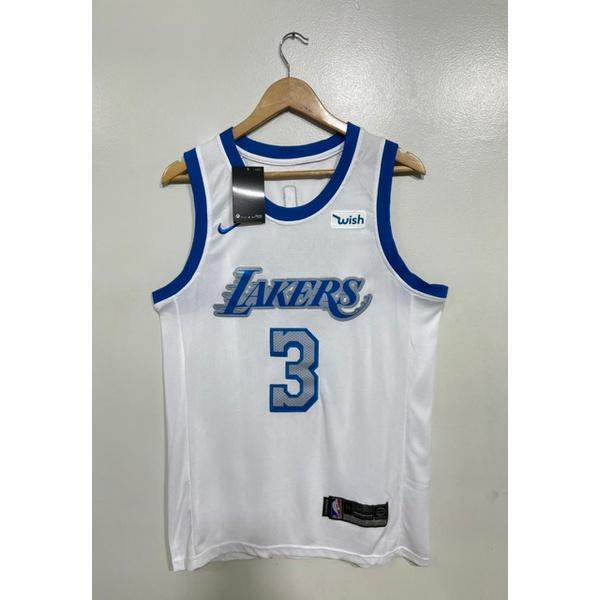 Nba Lakers Bordada 3 Bordado (Torcedor)