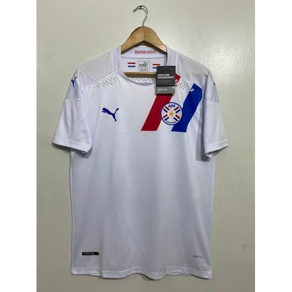 Camisa Paraguay 20/21 Versão (Jogador)