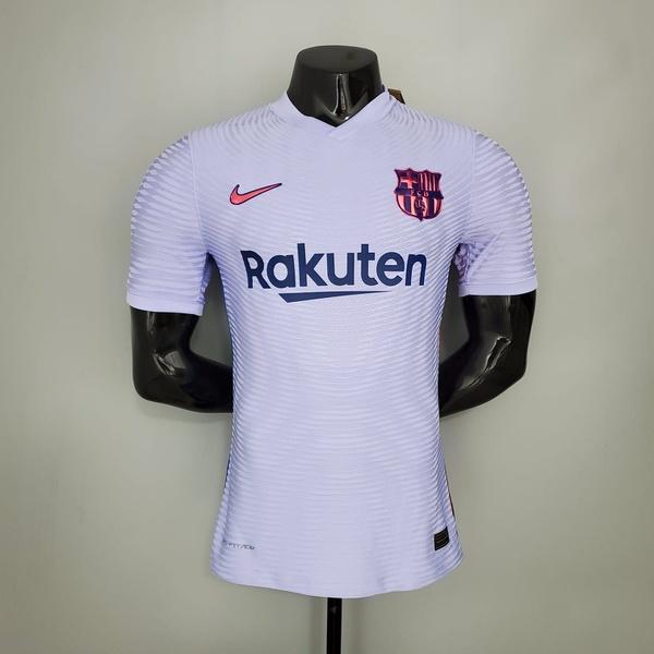 Camisa Barcelona 21/22 Versão Jogador