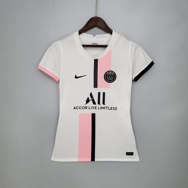 Camisa Paris Saint-Germain feminina 21/22