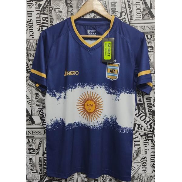 Camisa Argentina Modelo Novo