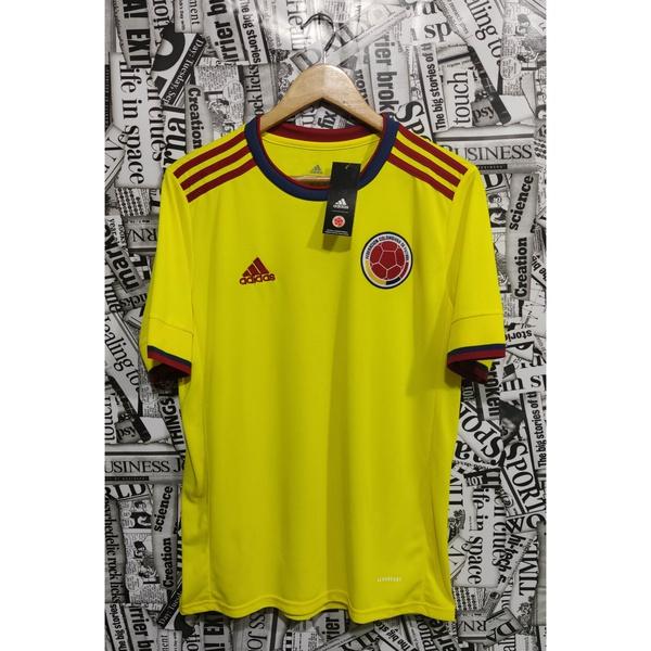 Camisa Seleção Colômbia 20/21 Torcedor