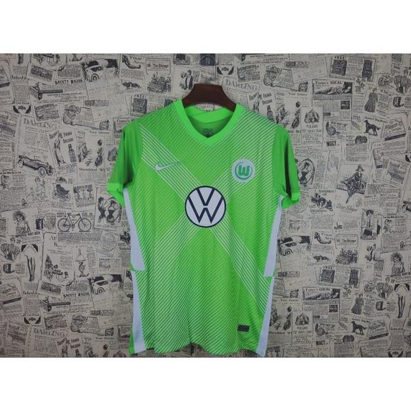 Camisa Wolfsburg 2020/21 TORCEDOR