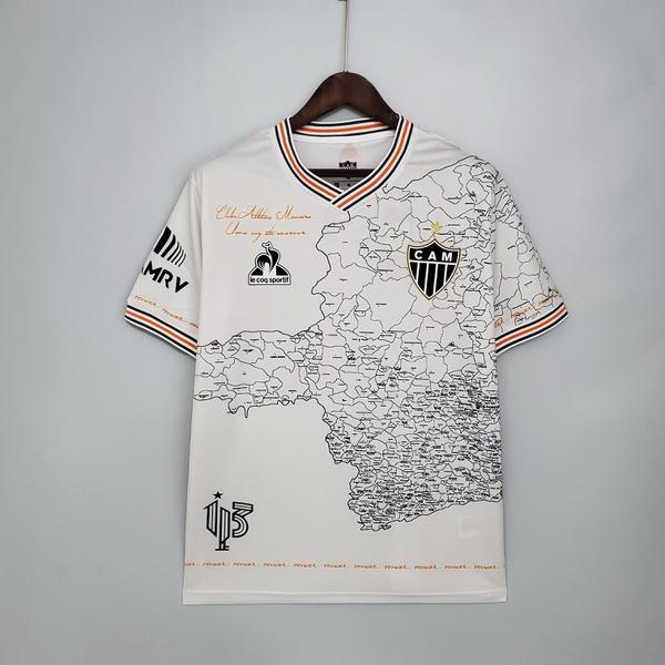 Camisa Atlético Mineiro Edição Comemorativa 21/22