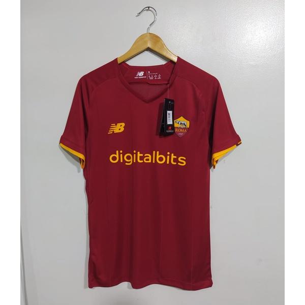 Camisa Roma 21/22 versão jogador