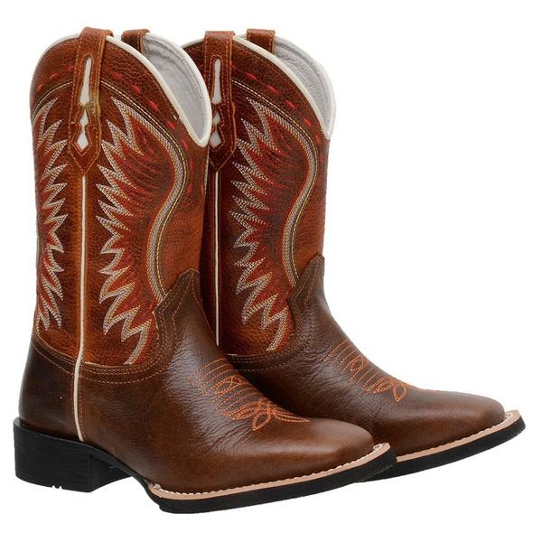 bota texana bico quadrado FLOATER