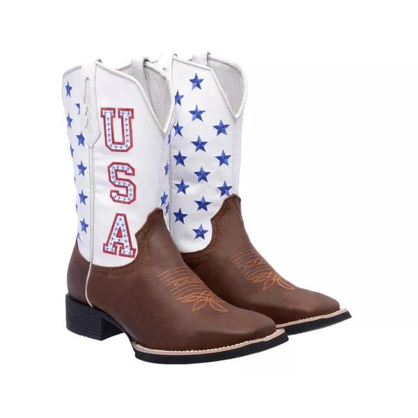 Bota Texana masculina é na Franca Boots, referência em moda country: Botas Texanas e Acessórios. FRETE GRÁTIS para todo Brasil.