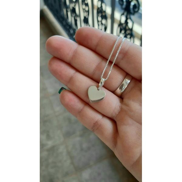 Pingente De Coração