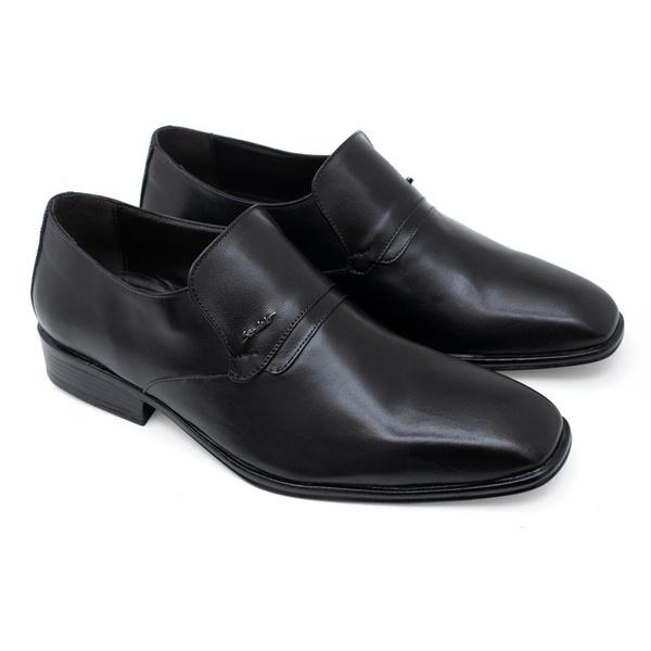 Sapato Social Sândalo Bourbon Pelica Preto 40018