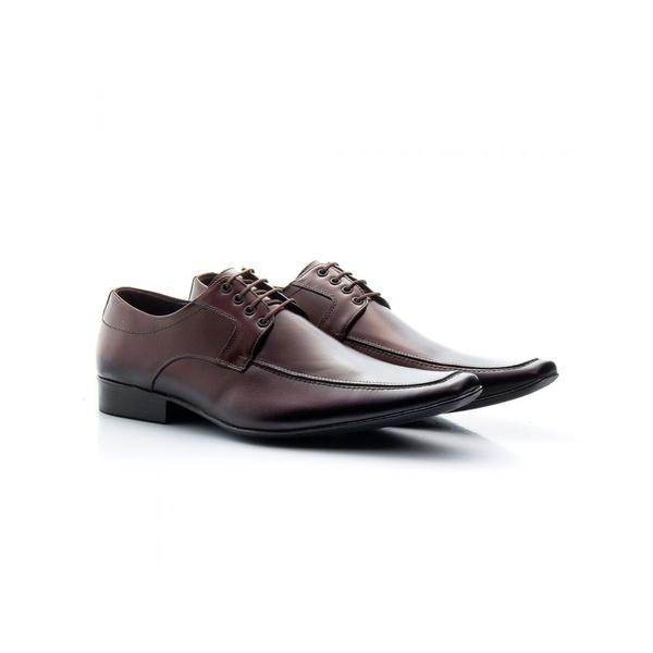 Sapato Social Masculino Couro Mouro 400